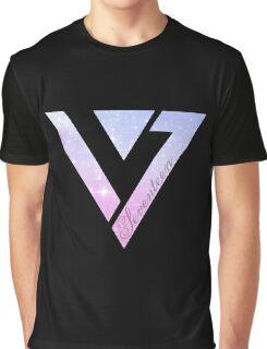 SEVENTEEN LOGO Graphic T-Shirt