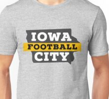 Iowa City Football Unisex T-Shirt