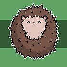 Snuggly Hedgehog by perdita00