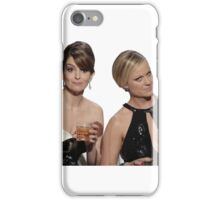 Tina and Amy iPhone Case/Skin