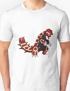 Pokemon - Primal Groudon Unisex T-Shirt