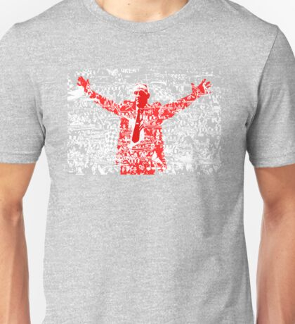 Shankly Kop Unisex T-Shirt