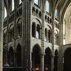 South transept Cathedral Laon France 198405070039 by Fred Mitchell