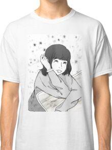 Tsuki in comics Classic T-Shirt