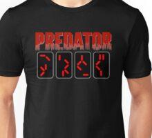 PREDATOR SCHWARZENEGGER COUNTDOWN Unisex T-Shirt