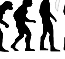 The Evolution of Man - VR Edition Sticker