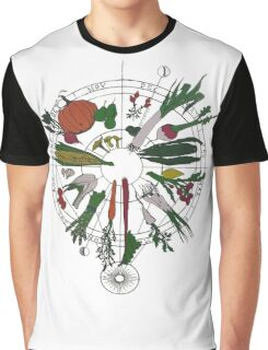 Vegetables 2 Graphic T-Shirt