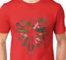 Vegetables 2 Unisex T-Shirt
