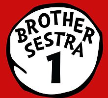 Brother Sestra 1 - Orphan Black by iTheressa