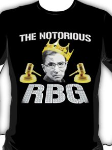 The Notorious RBG Shirt  T-Shirt