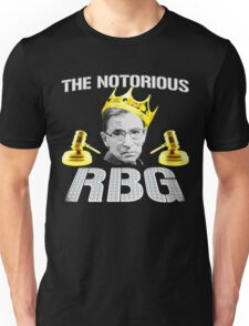 The Notorious RBG Shirt  Unisex T-Shirt