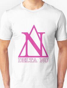 Delta Nu Unisex T-Shirt