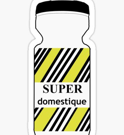 Domestique Sticker