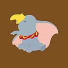 Dumbo Illustration by realGabe