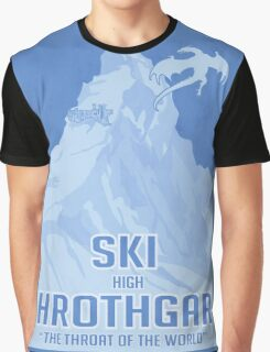 Ski Hrothgar Graphic T-Shirt