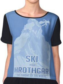 Ski Hrothgar Chiffon Top