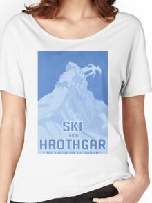 Ski Hrothgar Women's Relaxed Fit T-Shirt