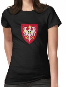Redania Coat of Arms - Witcher Womens Fitted T-Shirt