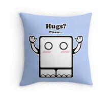 Hugs? Throw Pillow