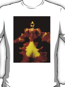 The Warrior - Orchid Alien Discovery T-Shirt