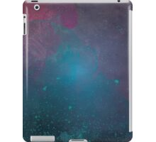Space Watercolor iPad Case/Skin