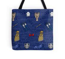 DOCTOR WHO 2 Tote Bag