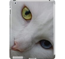She is but an earthbound angel who has yet to receive her wings. iPad Case/Skin