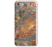 Villa Borghese Ceiling iPhone Case/Skin