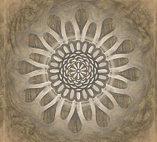 Mandala Series 1 Ancient by DreaMground