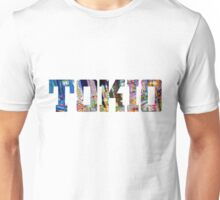 Japan Tokio Design Unisex T-Shirt