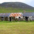 The Barns Of Urris.................................Ireland by Fara