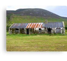 The Barns Of Urris.................................Ireland Canvas Print