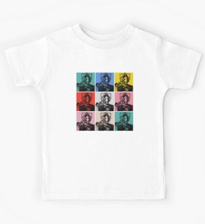 Cybermen Warhol Kids Tee