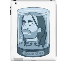 Eddard Stark iPad Case/Skin