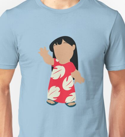 Lilo Illustration Unisex T-Shirt