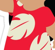 Lilo Illustration Sticker