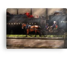 You got to love Lancaster Metal Print