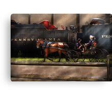 You got to love Lancaster Canvas Print