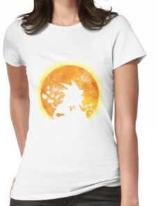 Light Ambassador Womens Fitted T-Shirt