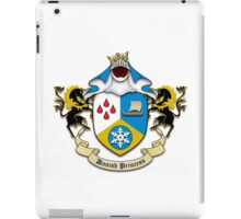 Danish Princess Coat Of Arms iPad Case/Skin