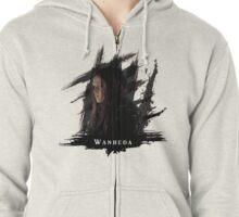 Wanheda - The 100 Zipped Hoodie