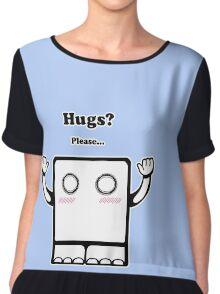 Hugs? Chiffon Top