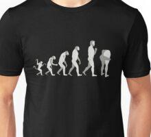 Evolution of an A**hole Unisex T-Shirt