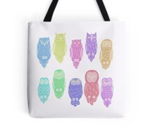Cute owls Tote Bag