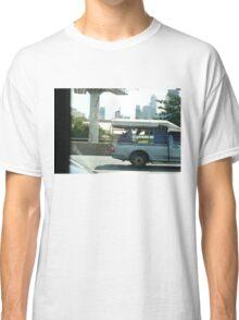 Man in Truck Classic T-Shirt