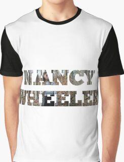 STRANGER THINGS NANCY Graphic T-Shirt