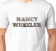 STRANGER THINGS NANCY Unisex T-Shirt