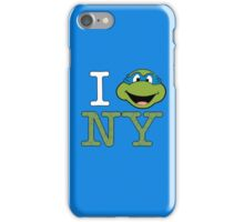 New York Leo iPhone Case/Skin