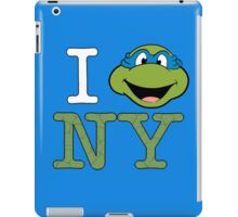 New York Leo iPad Case/Skin
