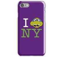 New York Donnie iPhone Case/Skin